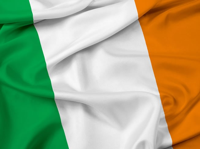 Republic of Ireland Flag