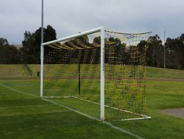 Custom Colour Soccer Nets