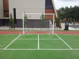 Hinged Net Bases (Futsal Goals)