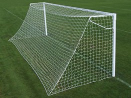 Junior Soccer Nets (Portables & P-Shaped)