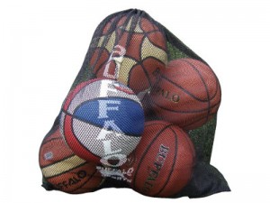 Heavy Duty Duffle Ball Carry Bag
