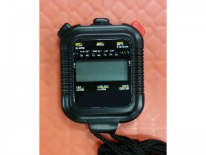 Timer 269 Digital Stopwatch