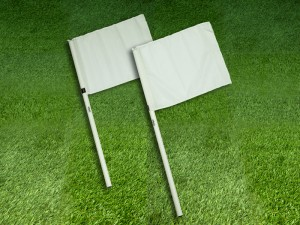 Goal Umpire Flags