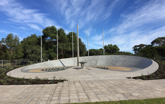 New Frankston War Memorial
